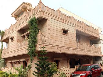 Duplex House Plans at Gharplanner -1